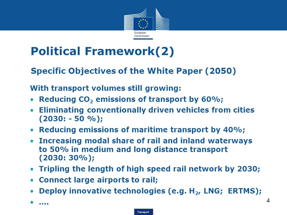 Transport up to 50% for studies; up to 20% for investments in general; up to 30% for bottlenecks; up to 40% für border crossing projects (only rail and inland waterway); up to 50% für ITS-projects and innovation; up to 85% in cohesion countries (acc.