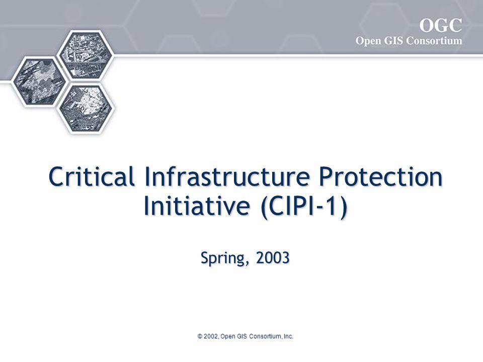 © 2002, Open GIS Consortium, Inc.
