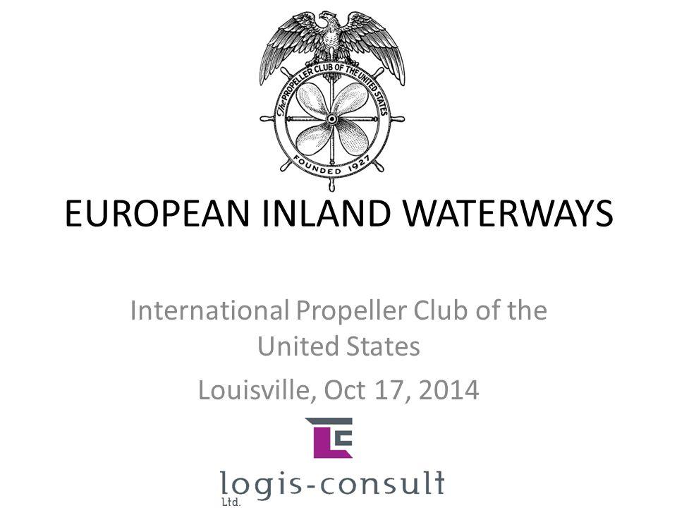 Waterways of international importance 2014-10-17European Inland Waterways2
