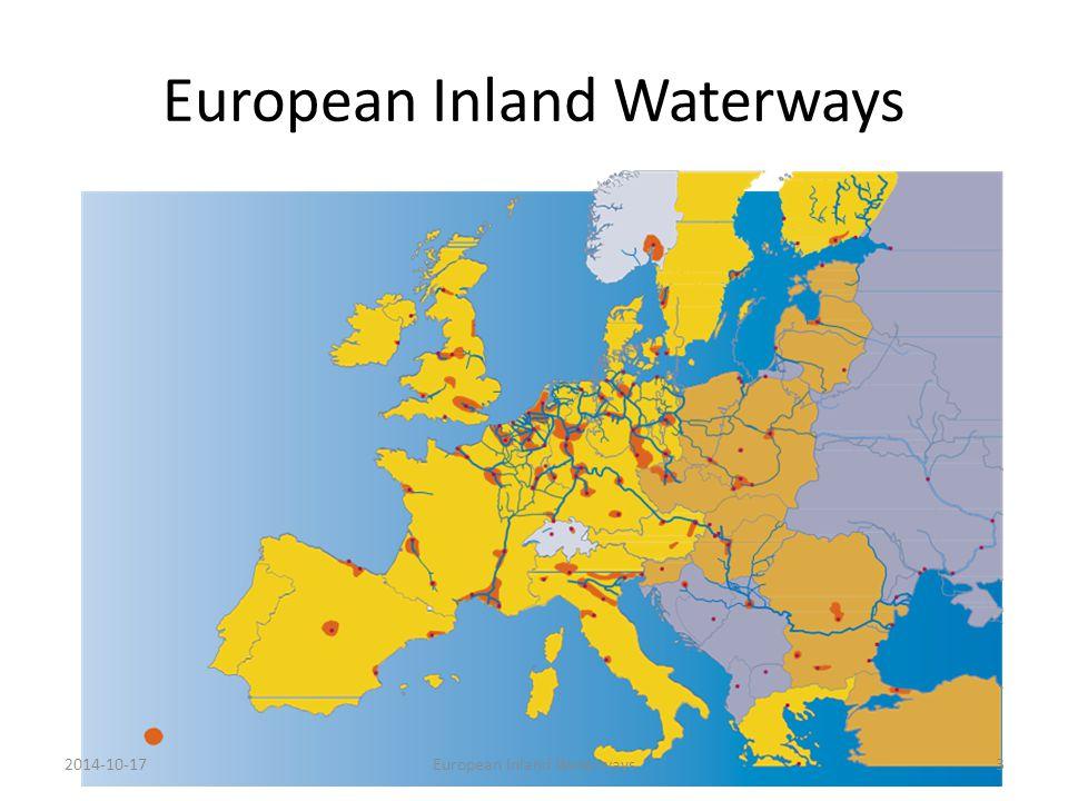 European IWW Classification 2014-10-17European Inland Waterways4