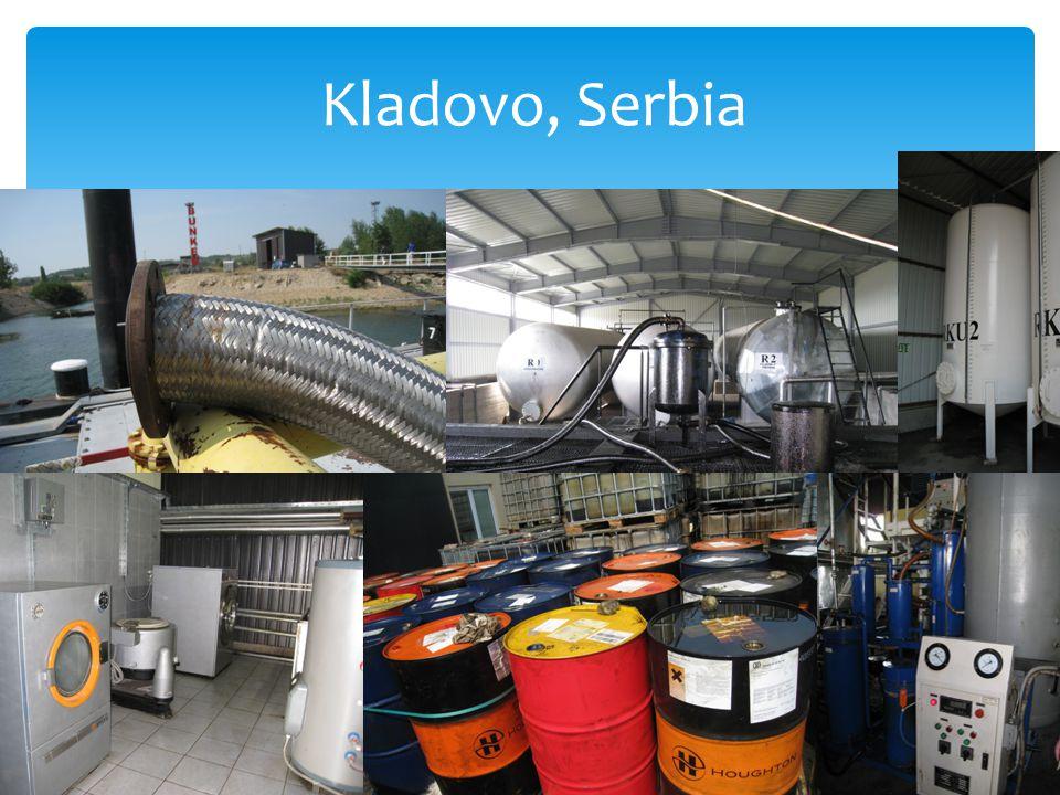 Kladovo, Serbia
