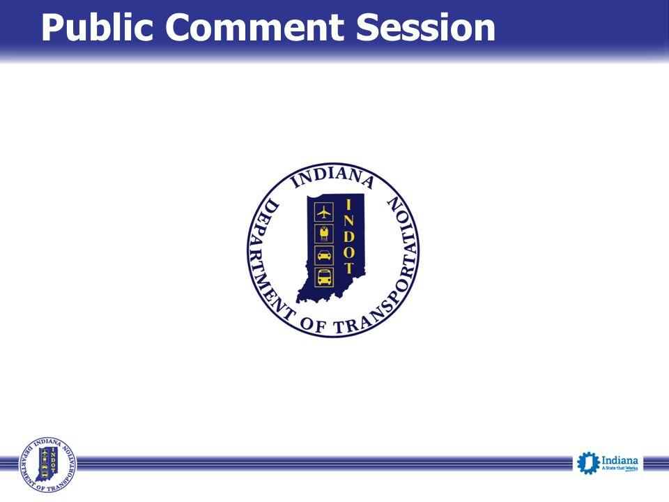 Public Comment Session