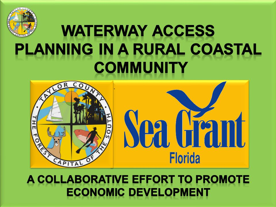 Florida's Rural Counties 32 of Florida's 67 Counties have a population of less than 75,000 Almost all are designated as Rural Area's of Critical Economic Concern While rich in natural resources - economies are extremely fragile