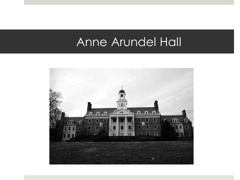 Anne Arundel Hall