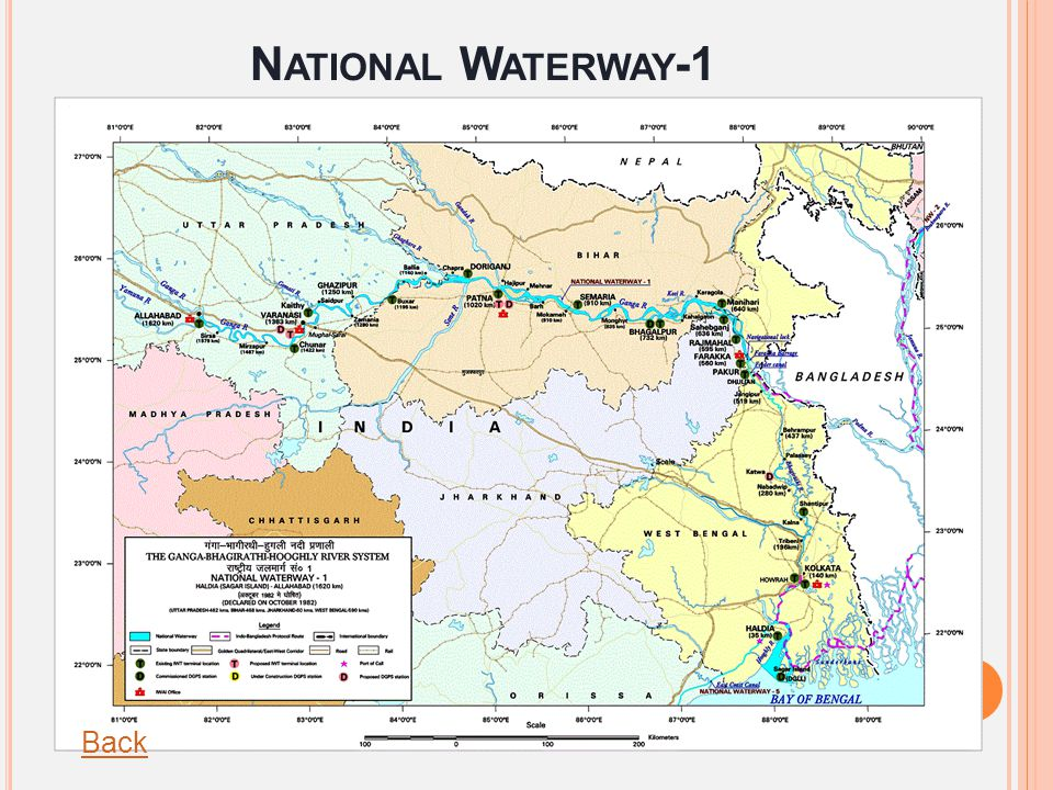 N ATIONAL W ATERWAY -1 Back