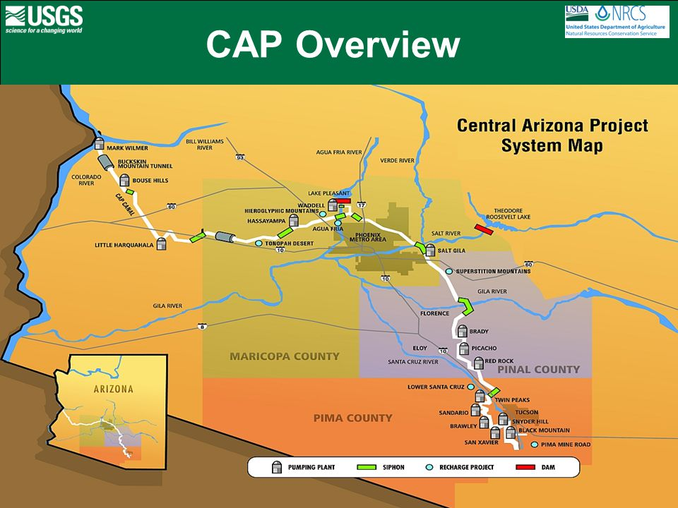 CAP Overview