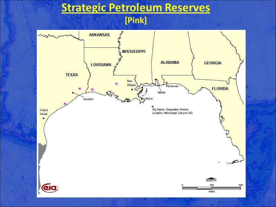 Strategic Petroleum Reserves [Pink]