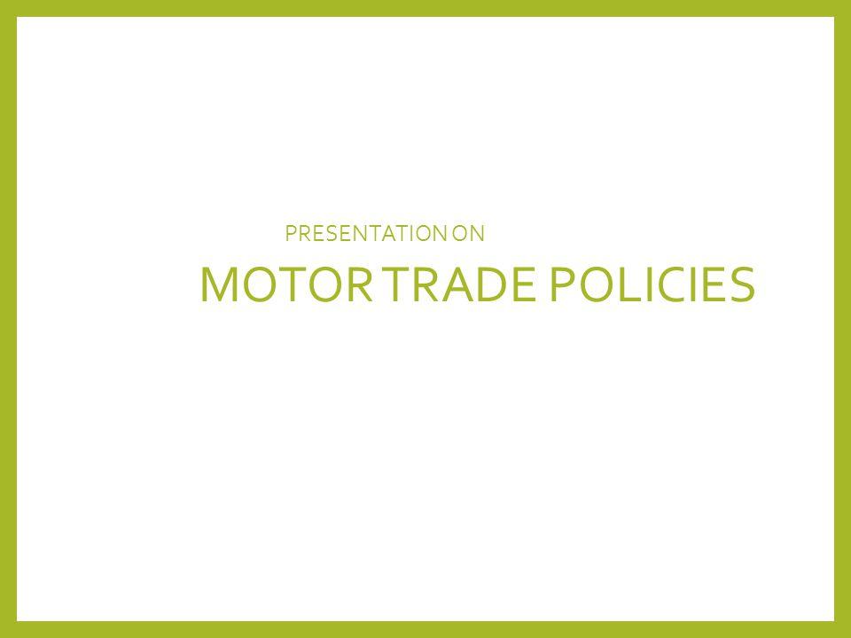 Case Study-Motor Trade Internal Risks 1.