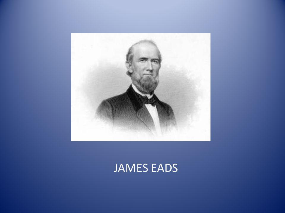 JAMES EADS
