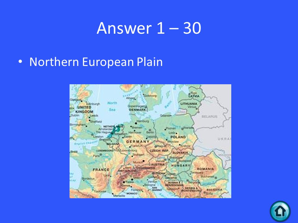 Question 1 - 40 A ____________________would be a narrow body of water on an important transportation route.