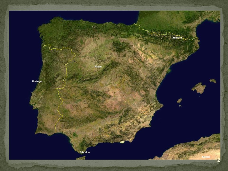 9) Italy is on the Italian Peninsula. 13
