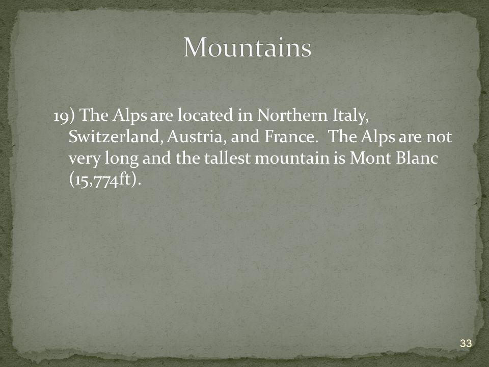The ALPS 34