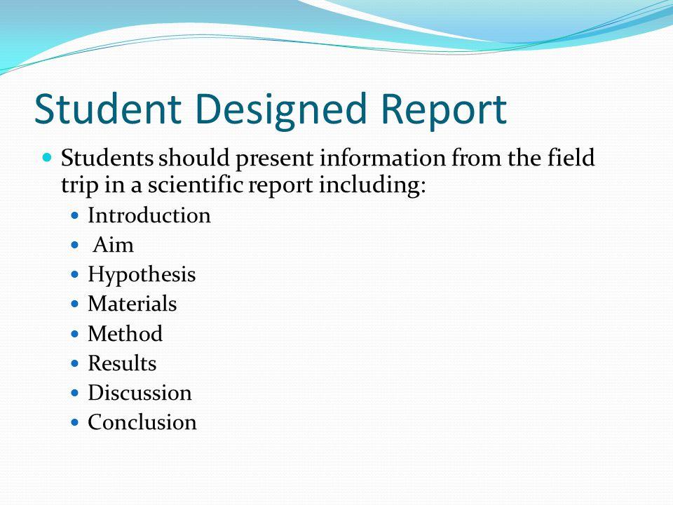 scientifc report