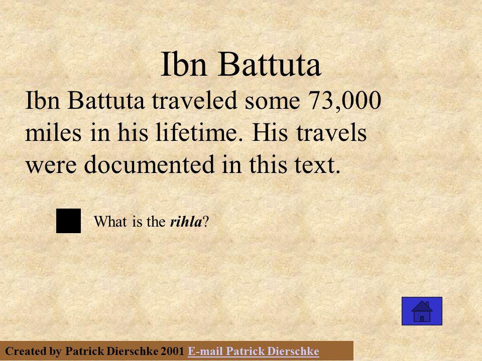 Created by Patrick Dierschke 2001 E-mail Patrick DierschkeE-mail Patrick Dierschke Final Jeopardy