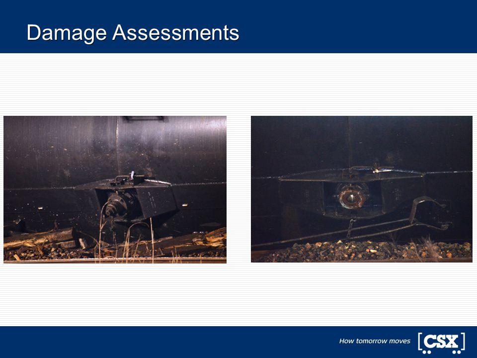 Damage Assessments