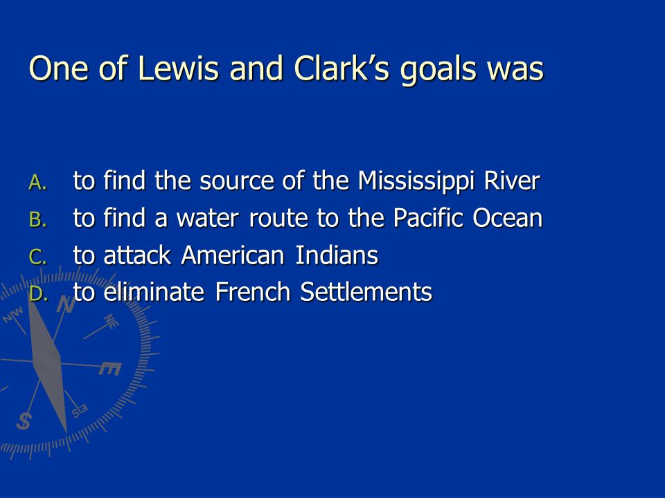 What did Lewis and Clark write about.