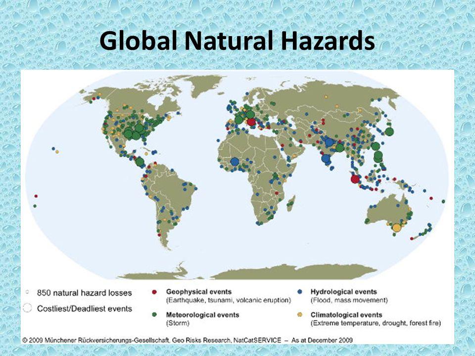 Global Natural Hazards