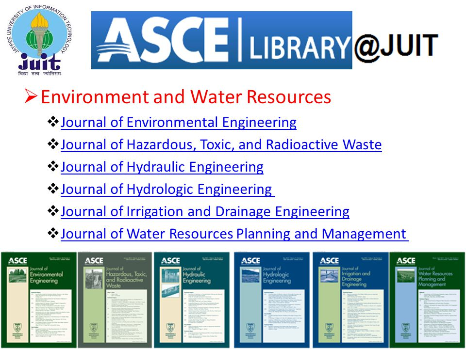Authors Guidelines for Submission of Papers to ASCE