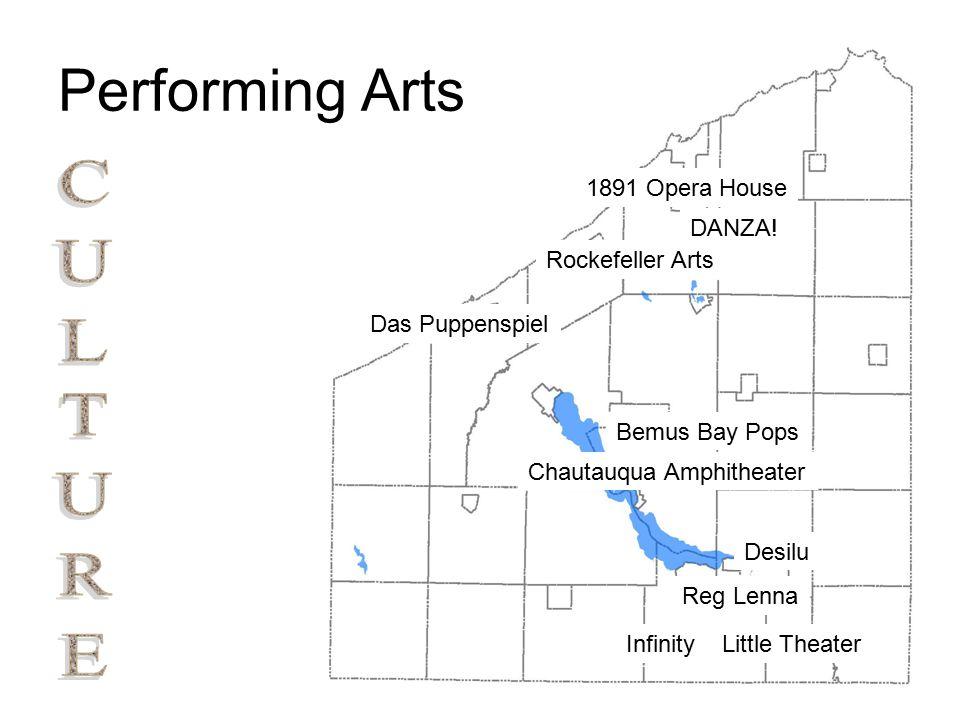 Performing Arts DANZA.