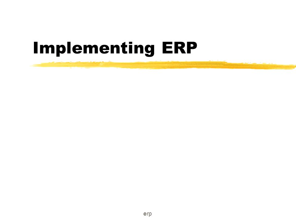erp ERP : TRENDS zDATA WAREHOUSING SOLUTIONS zSUPPLY CHAIN SOLUTIONS : INTEGRATION; E-BUSINESS zINTEGRATION WITH CRM zINDUSTRY-SPECIFIC SOLUTIONS zPLUG-AND-PLAY ERP
