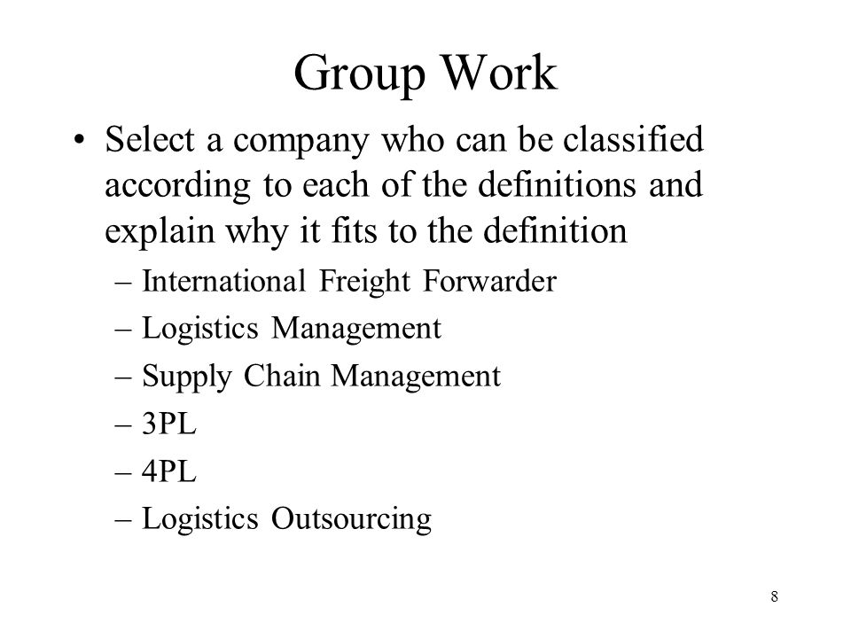 19 The Integrated Supply Chain Global e- commerce Integrators Product Flow Cash Flow Organizational Flow Supplier s Manufacturing Distribution End Custom ers $ Spend $ $ Spend and Collect $