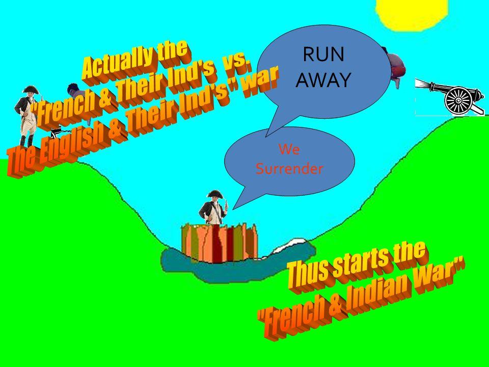 We Surrender RUN AWAY