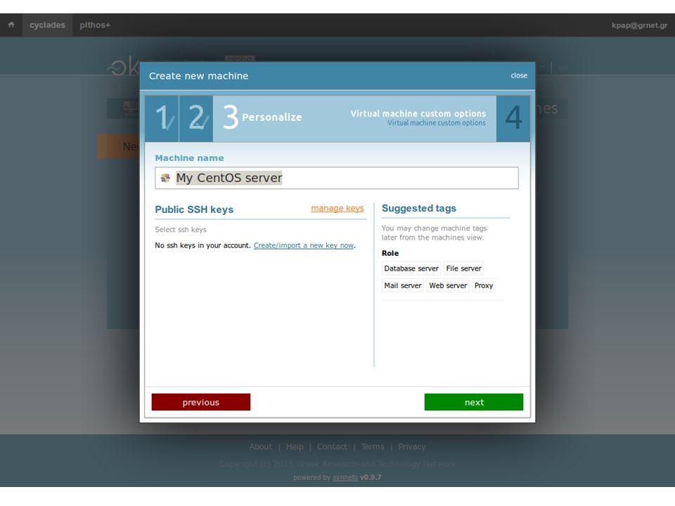 GRNETDeIC konference 201264 vkoukis@grnet.gr| 20121112