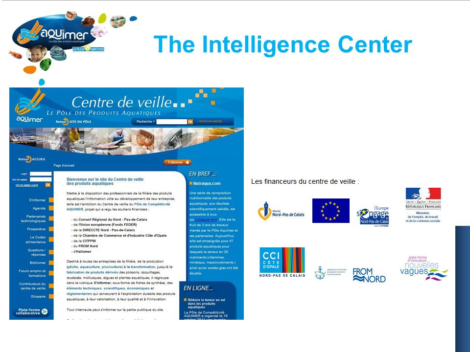 The Intelligence Center