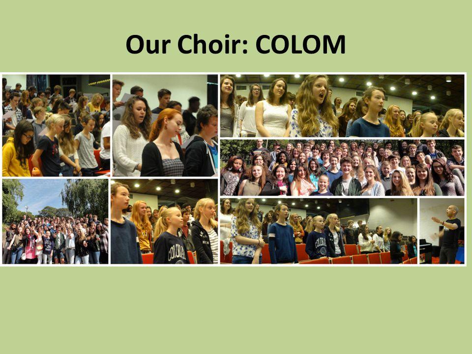 Our Choir: COLOM