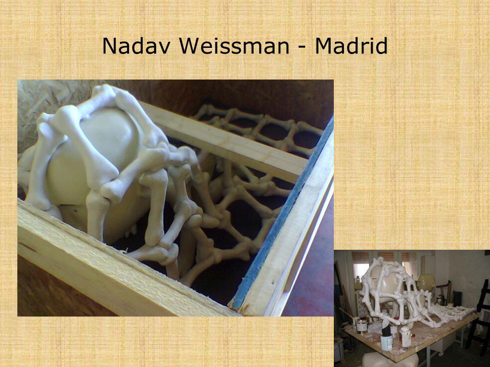Nadav Weissman - Madrid