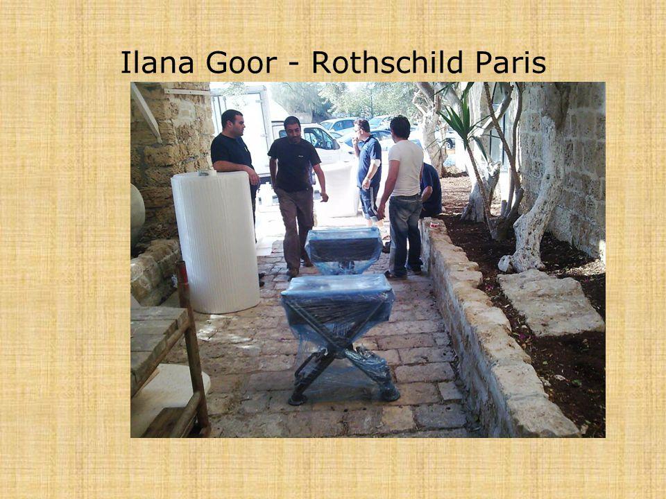 Ilana Goor - Rothschild Paris
