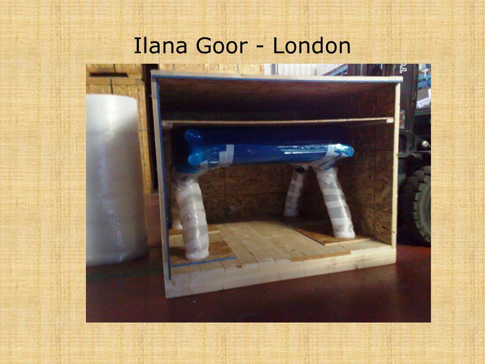Ilana Goor - London