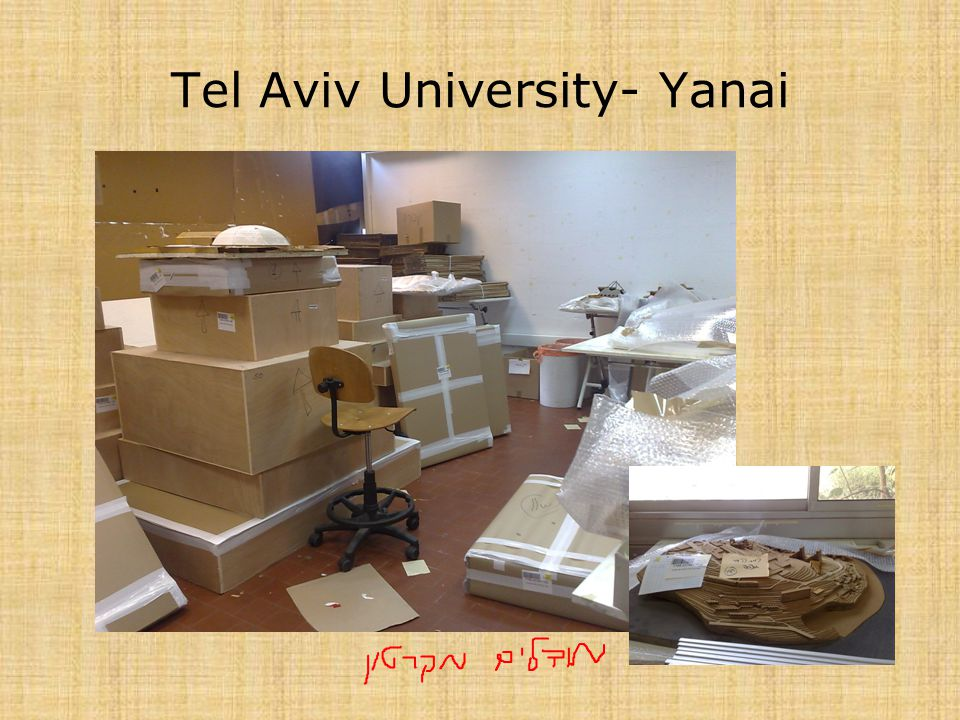 Tel Aviv University- Yanai