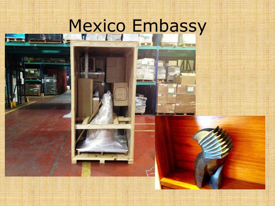 Mexico Embassy