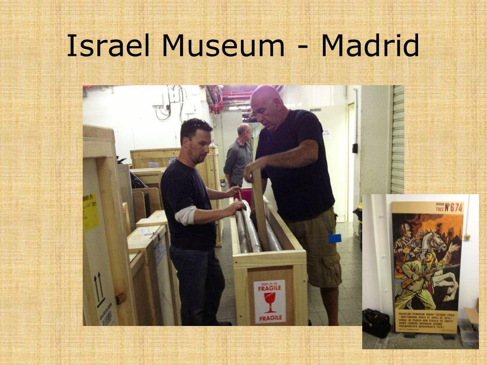 Israel Museum - Madrid