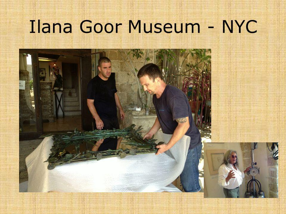 Ilana Goor Museum - NYC