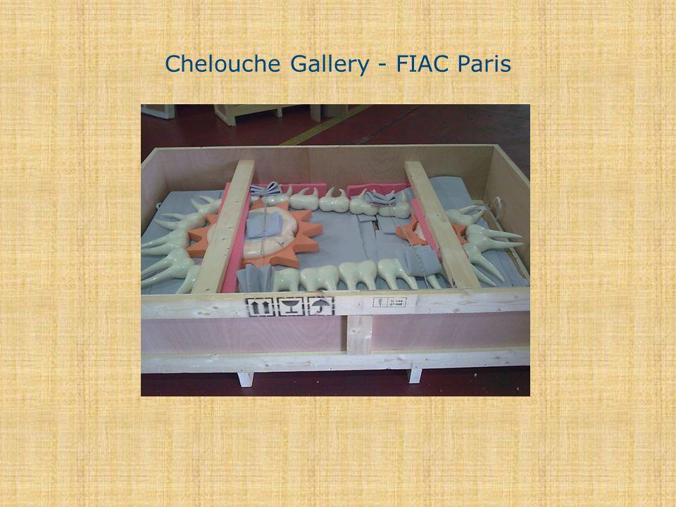 Chelouche Gallery - FIAC Paris