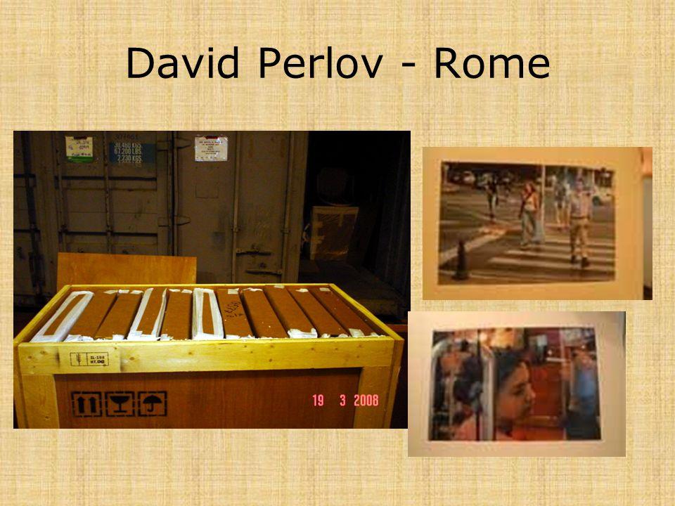 David Perlov - Rome
