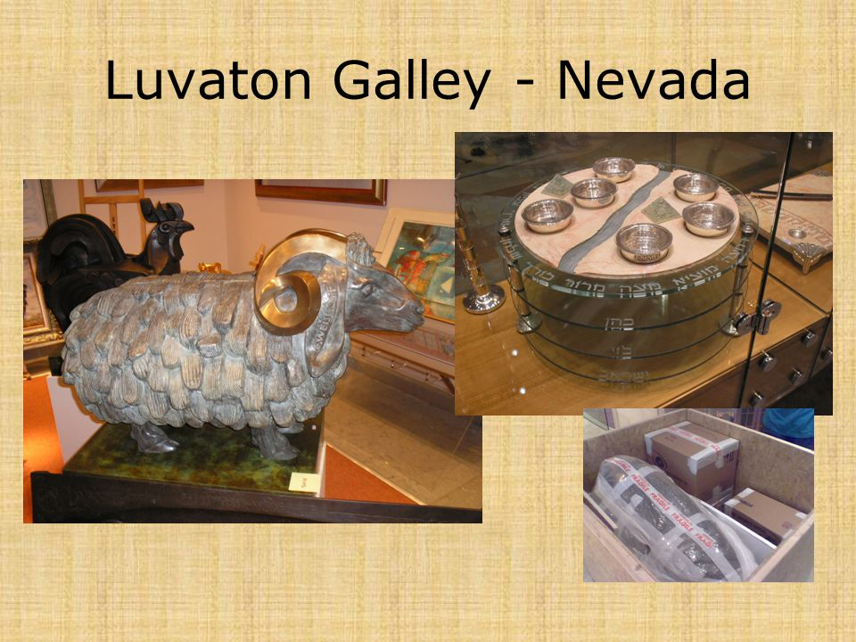 Luvaton Galley - Nevada