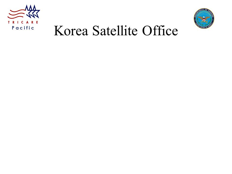 P a c i f i c Korea Satellite Office