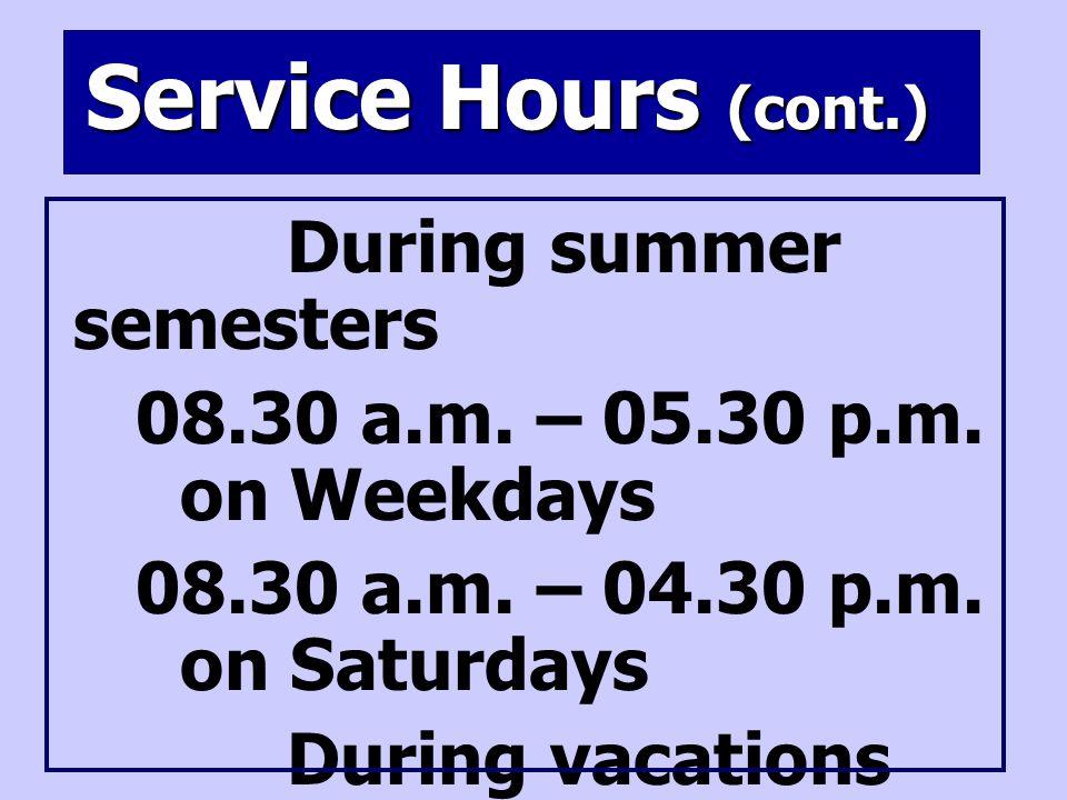 Service Statistics MonthGeneral Services Internet Services October 2005 90221 November 2005 132454 December 2005 142393 Total 364 1,068