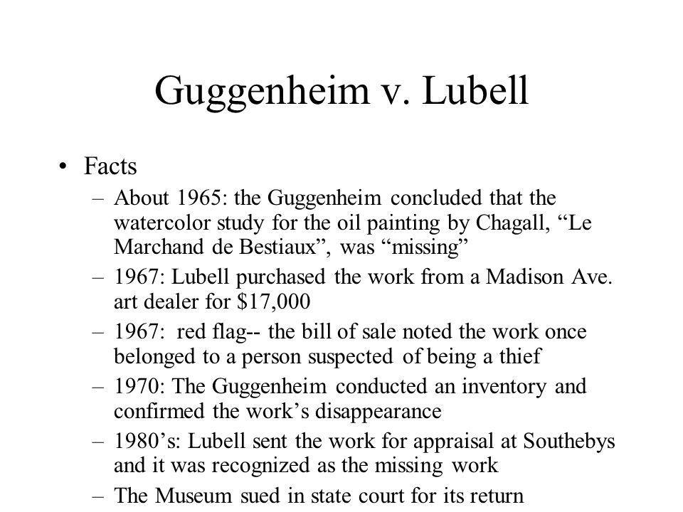 Guggenheim v.