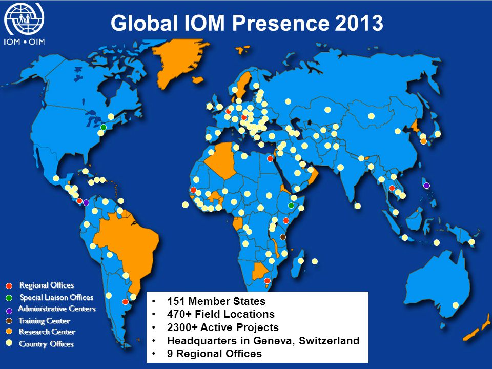 Many years of experience (since 1994) More than 800 counter-trafficking projects implemented in more than 100 countries Global presence Extensive cooperation with governments, civil society and other partners Global Assistance Fund (GAF) More than 46,000 trafficked persons directly assisted since 2000 4 IOM and Trafficking in Persons