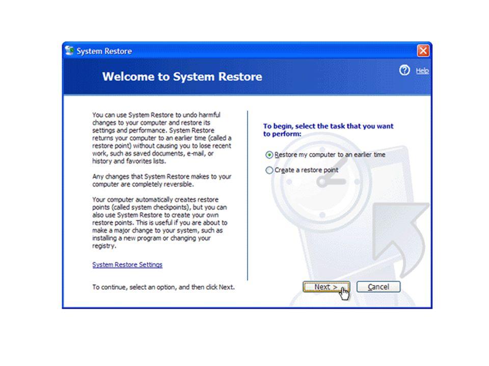 Understanding the Registry REGEDIT