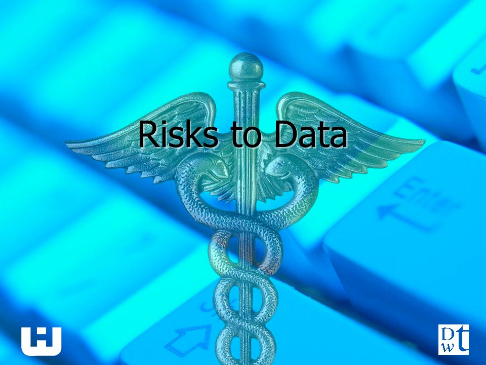 Risks to Data