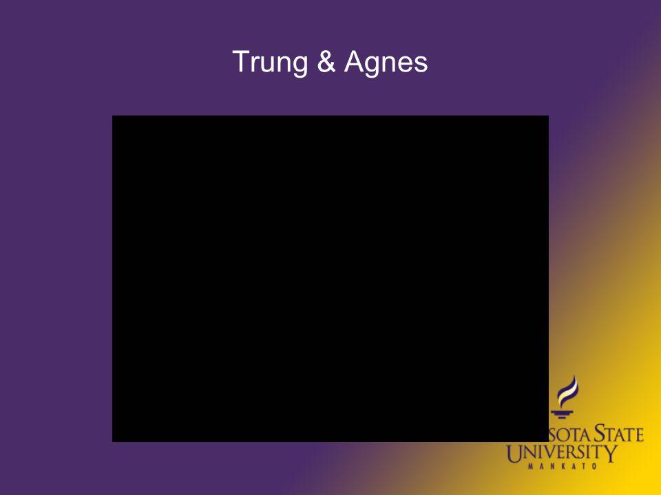 Trung & Agnes