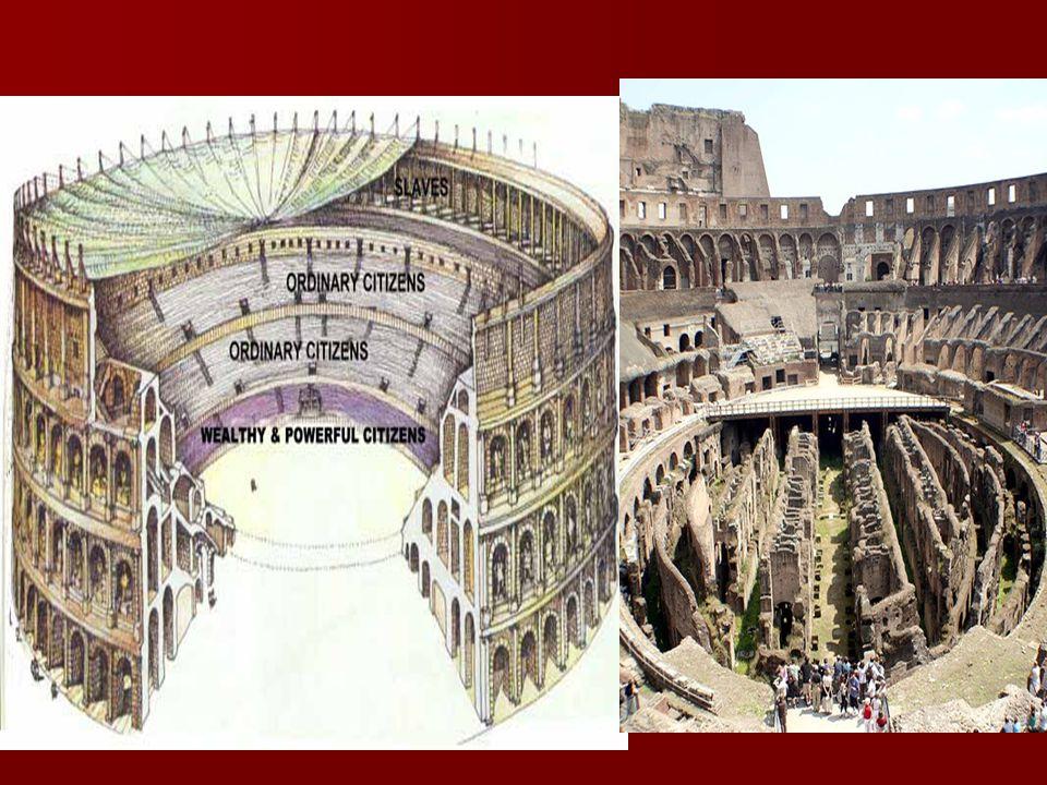The Colosseum The Colosseum