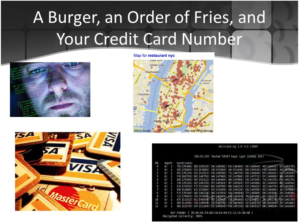 Hundreds of restaurants are hacked in the U.S.
