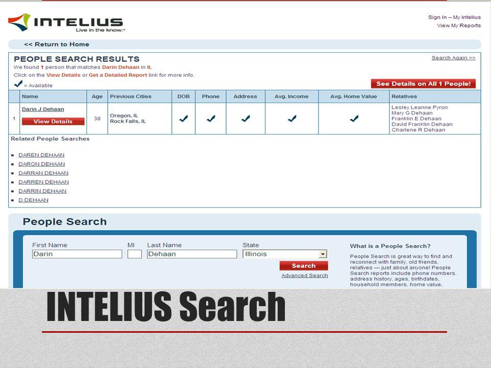INTELIUS Search