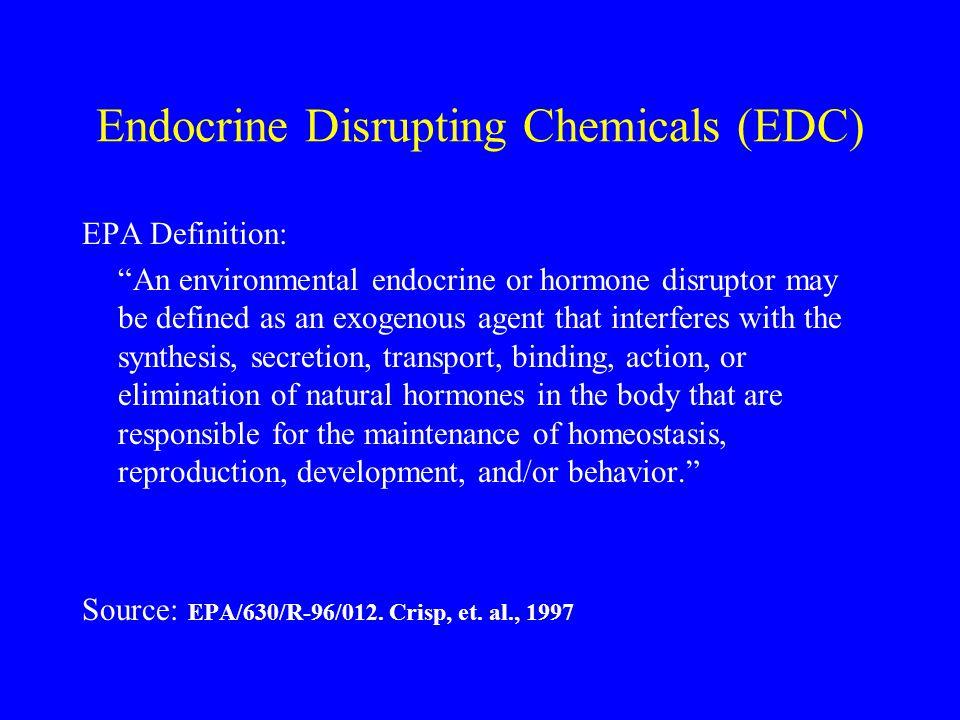Glands of the Endocrine System Source: Purves, et. al., 2003